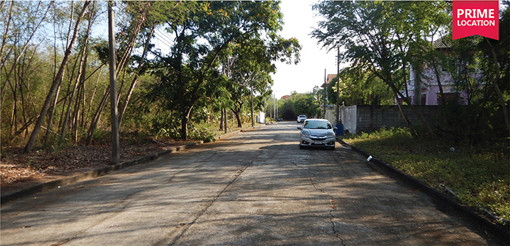 Land for Sale on main Sukhumvit Road