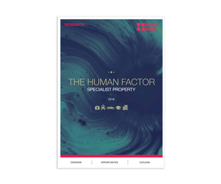 Specialist Property Report 2018 - The Human Factor