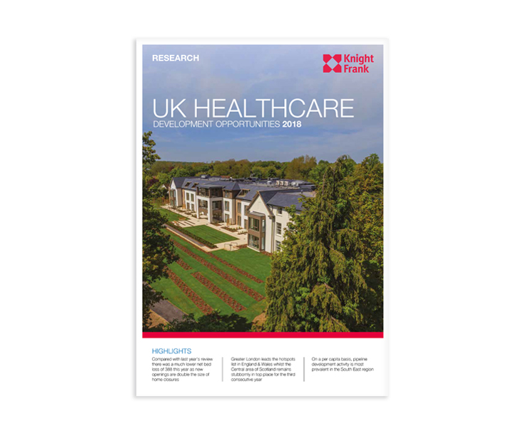 UK Healthcare Development Opportunities 2018