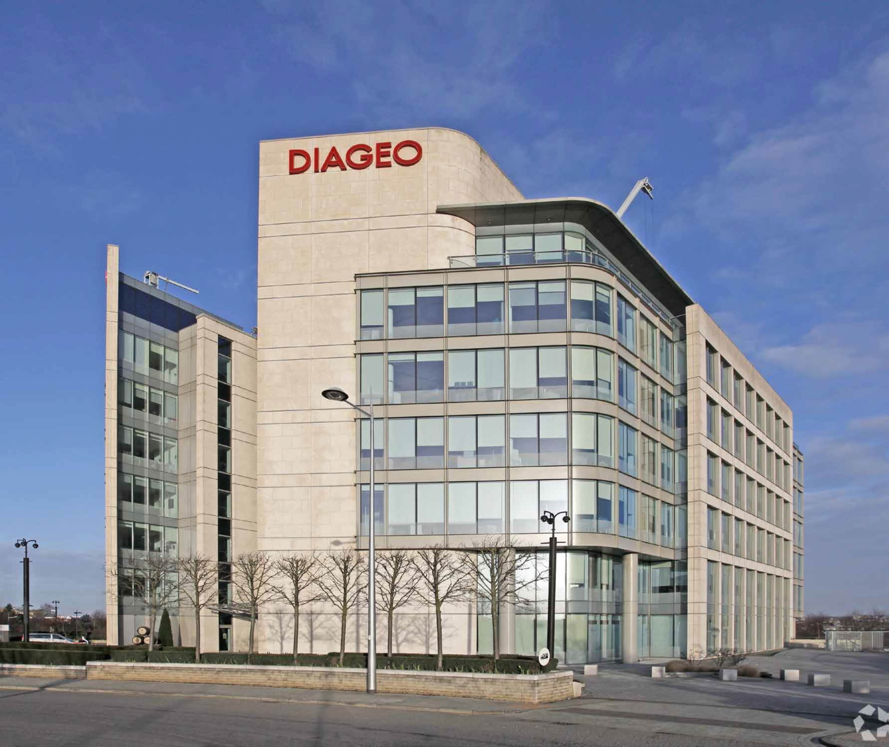 Diageo Global HQ, Park Royal - 158,056 sq ft, £85,000,000, Sold: London & Regional Properties