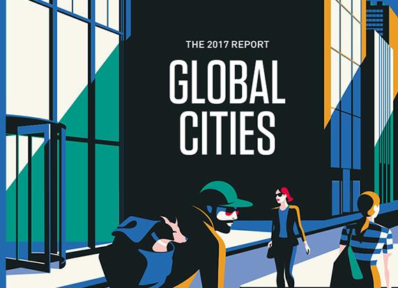 Global Cities 2017 - #KFGlobalCities