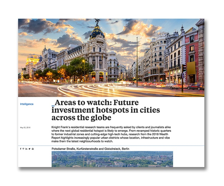 Investment hotspots to watch