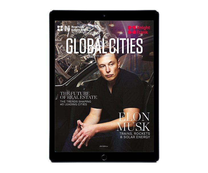 Global Cities: The 2018 Report