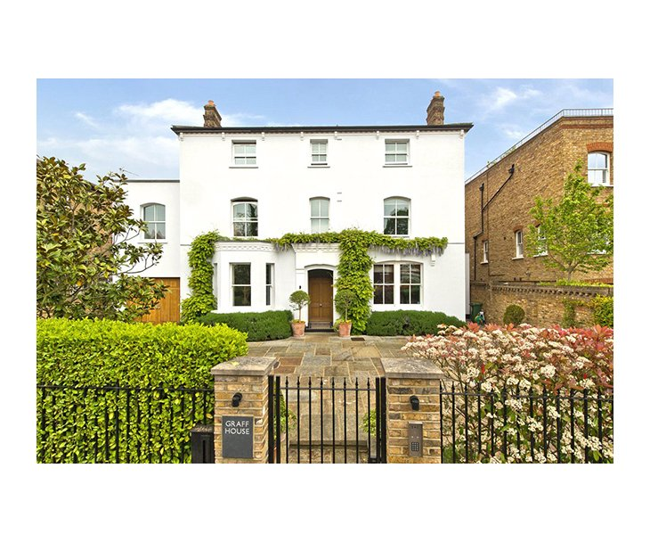 7 bedroom detached house for sale close to Richmond, London
