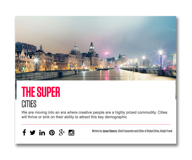 Super Cities