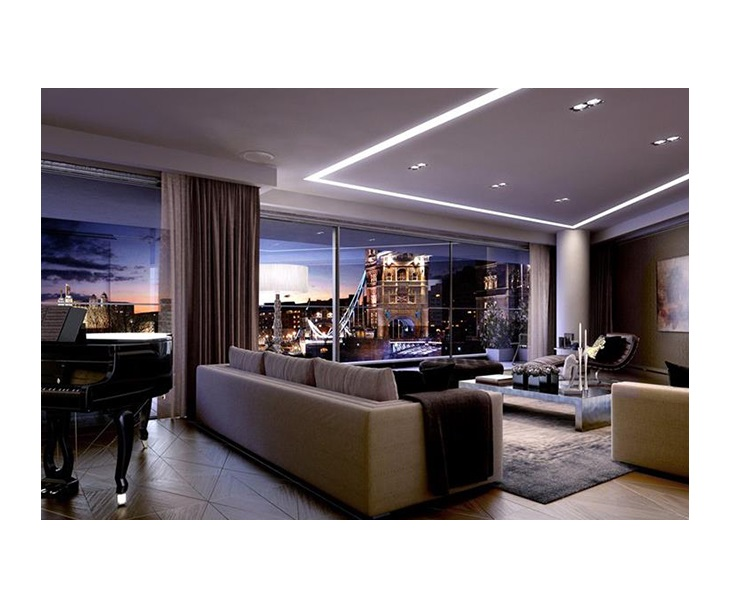 Breathtaking luxury apartments at One Tower Bridge