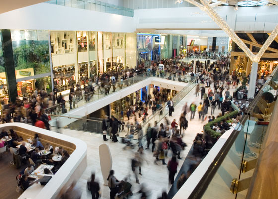 Shopping Centre Investment Report