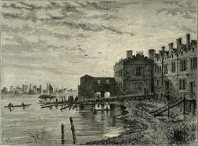 southwark in the 1870s