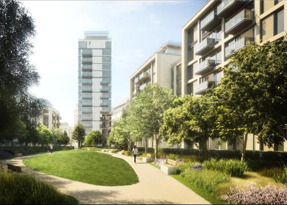 Lillie Square, Seagrave Road, Earls Court, London, SW6