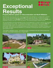 Cirencester Exceptional Results