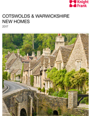 New homes in the Cotswolds and Warwickshire