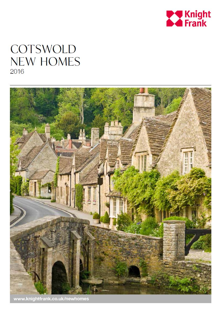 Cotswolds New Homes 2016