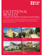 Exceptional Results - Cirencester, up to £800,000