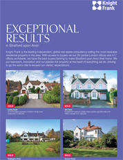 Exceptional Results in Stratford-upon-Avon