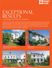 Exceptional Results in Leamington Spa