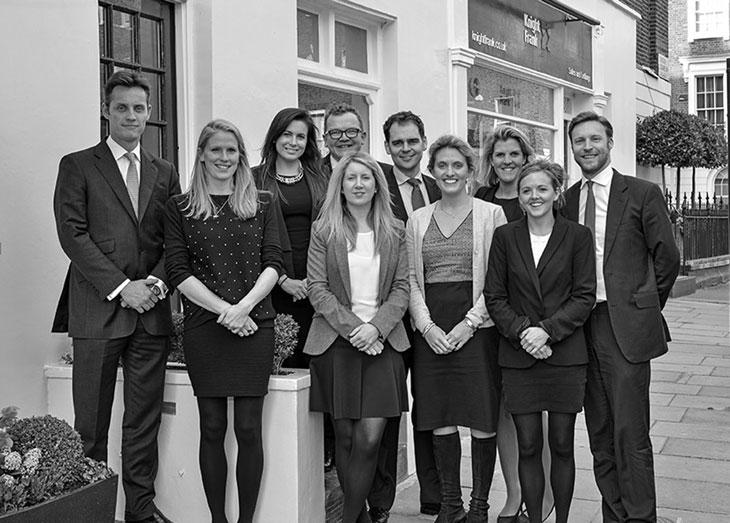 estate agents london meet the team night