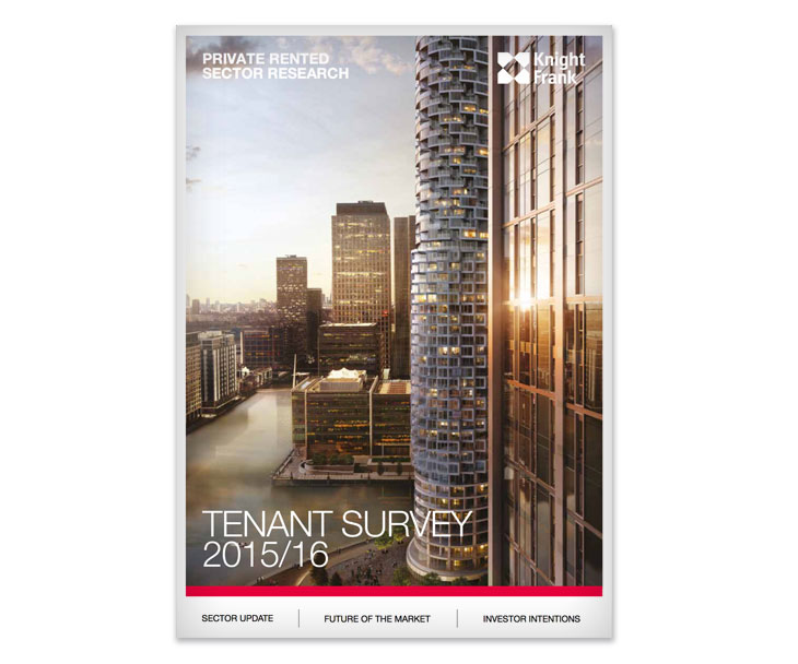 The UK Tenant Survey 2015-16
