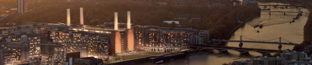 Battersea Power Station, SW8