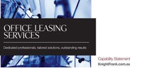 Knight Frank Office Leasing Services
