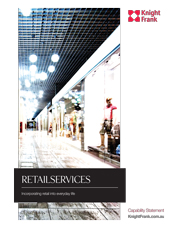 Knight Frank Retail Services Capability Statement