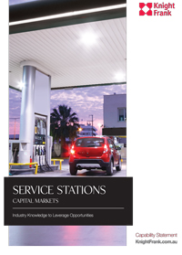 Knight Frank Service Stations Capability Statement
