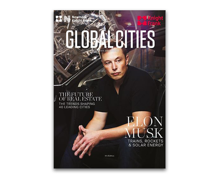 Global Cities Report