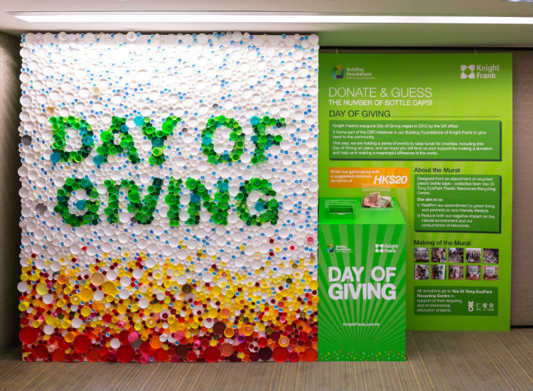 Day of Giving 2015 Mural