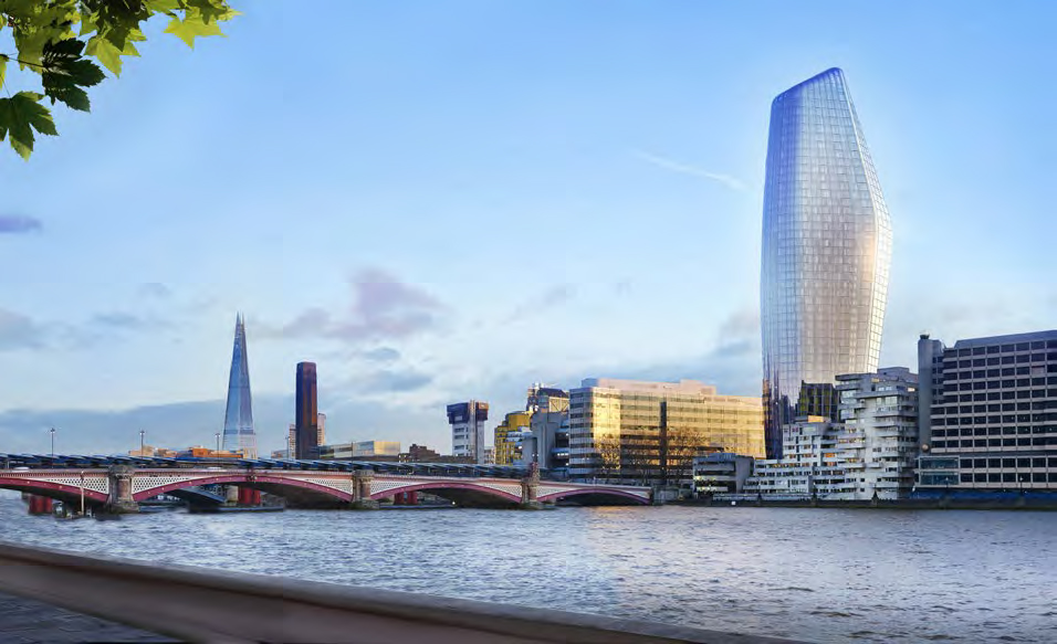 One Blackfriars London Property For Sale Knight Frank