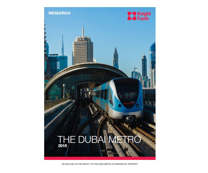 The Dubai Metro Report 2018