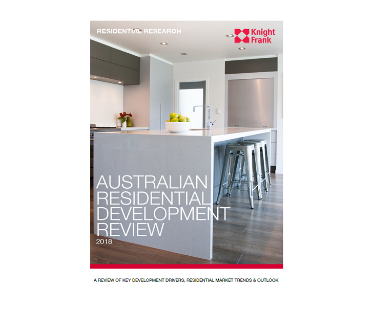 Australian Residential Development Review 2018