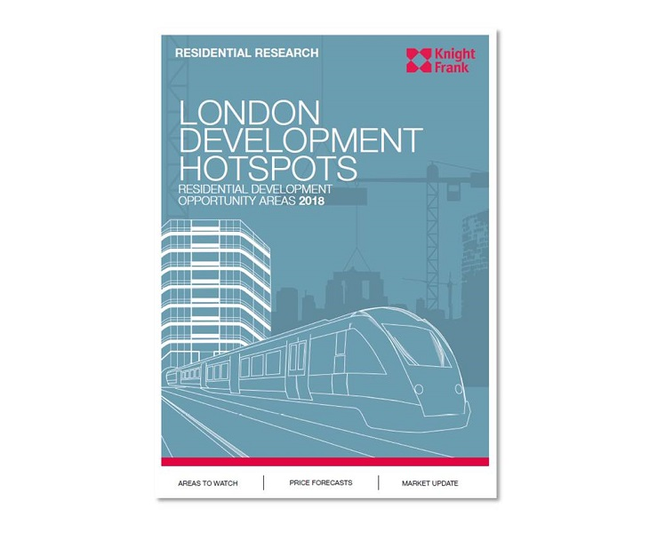 London Residential Hotspots 2018-21