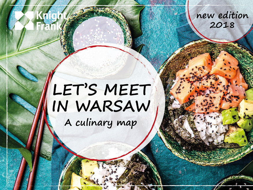 Let's meet in Warsaw A culinary map