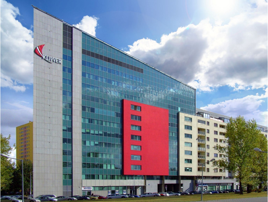 Knight Frank manages the Kliwer building in Warsaw