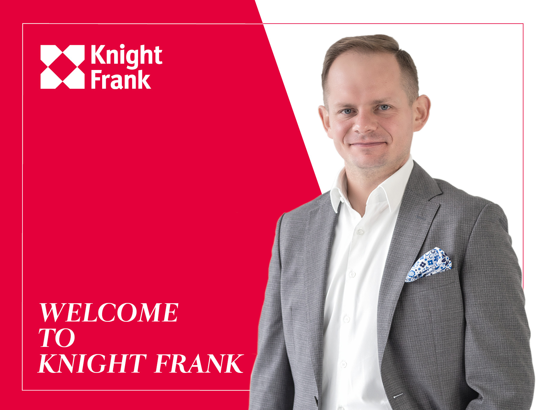 New department in the structure of Knight Frank Poland