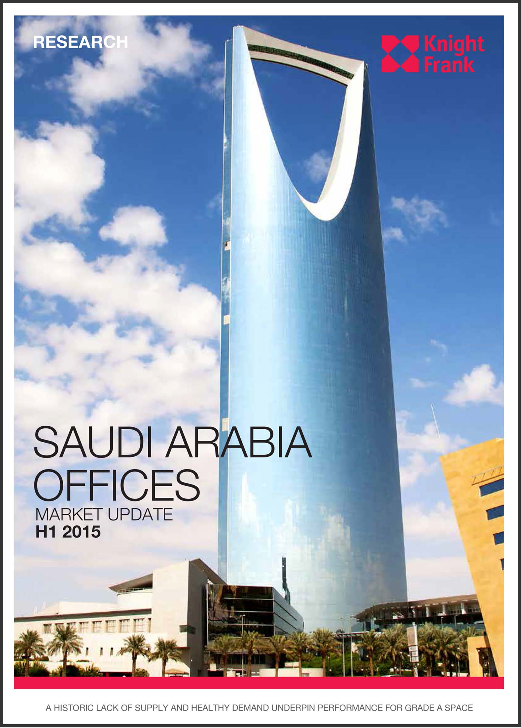 Saudi Office Research Report H1 2015