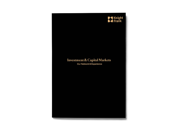 Investment & Capital Markets Brochure