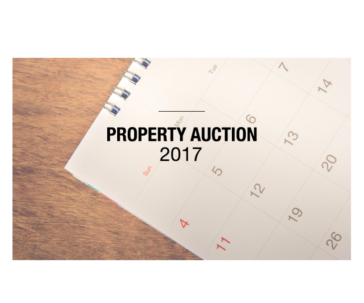 Property Auction Calender