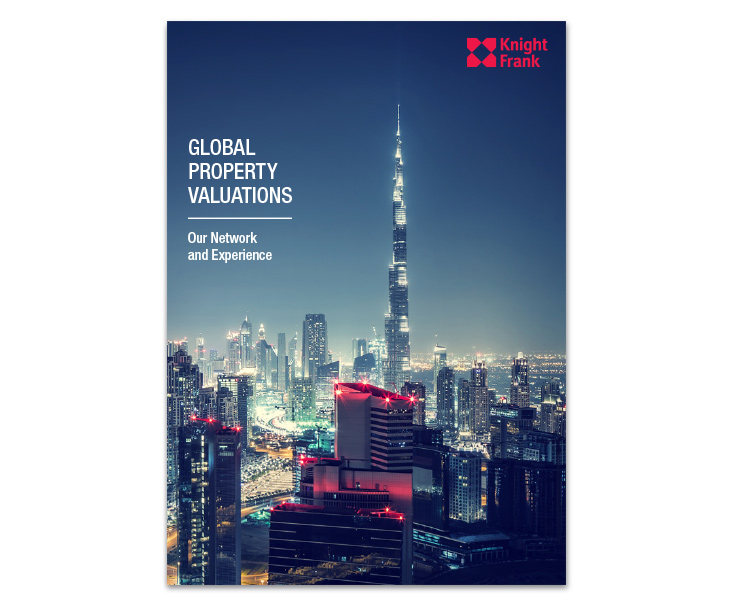 Global Valuations Brochure - 2017