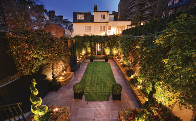Latest Best Garden Designers Private View Knight Frank With Back Gardens  Designs Part 47