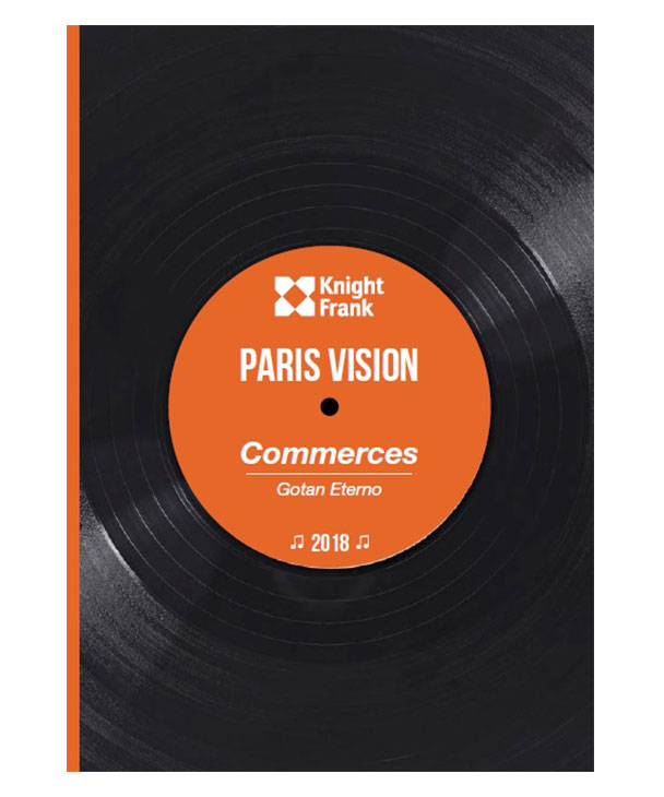 Paris Vision 2018 - Commerce