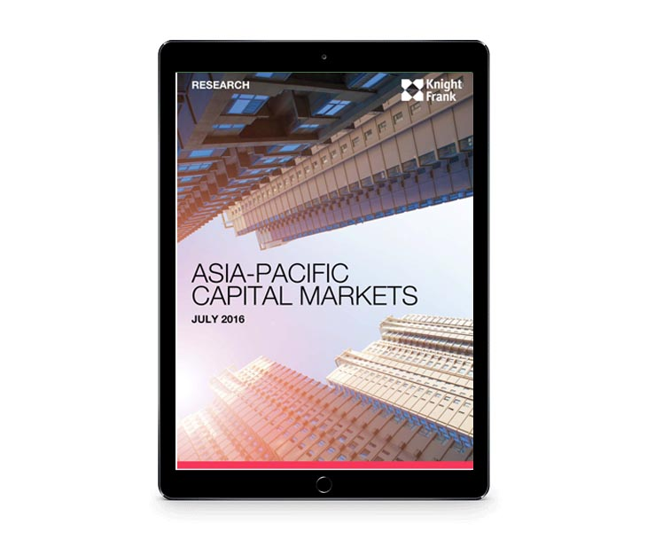 Asia Pacific Capital Markets - July 2016