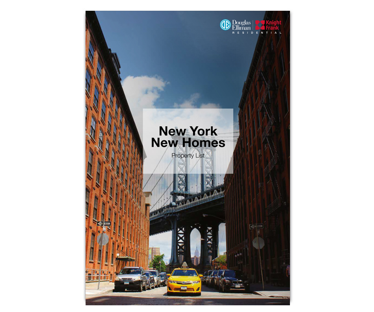 New York New Homes Property List