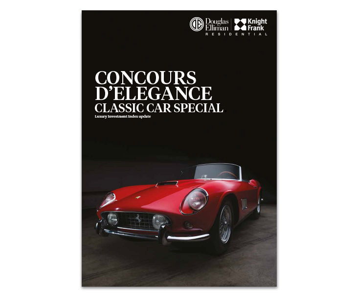 Concours D'Elegance Classic Car Special