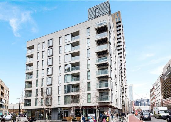 Courtyard Apartments, 3 Avantgarde Place, Shoreditch, London, E1