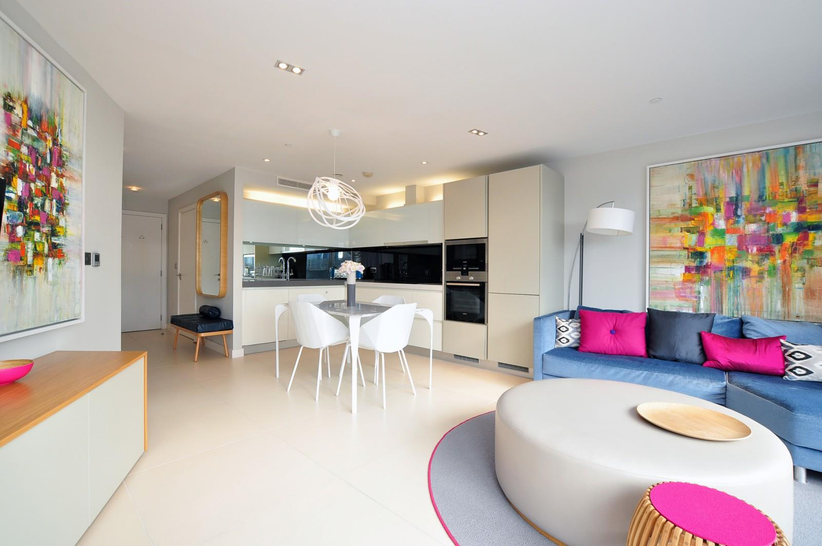 flat to rent in Bezier Apartments, City Road, Islington ...