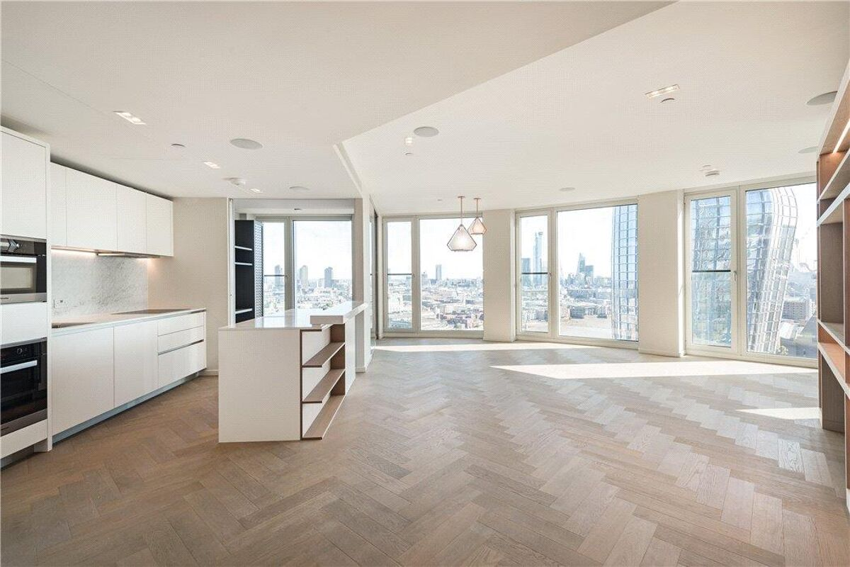 Flat For Sale In 55 Upper Ground Southbank Tower London Se1 Bat190134 Knight Frank