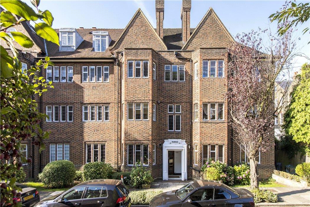 Tudor Cl, Belsize Park, London NW3, UK - Source: Knight Frank