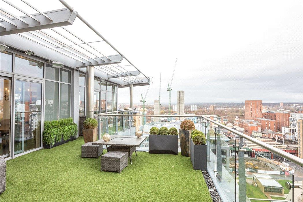 Flat For Sale In Leftbank Spinningfields Manchester