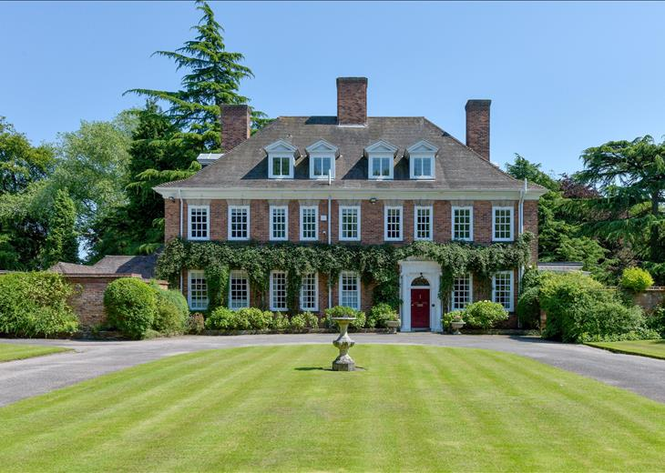 Rural property for sale in Staffordshire - August 2020