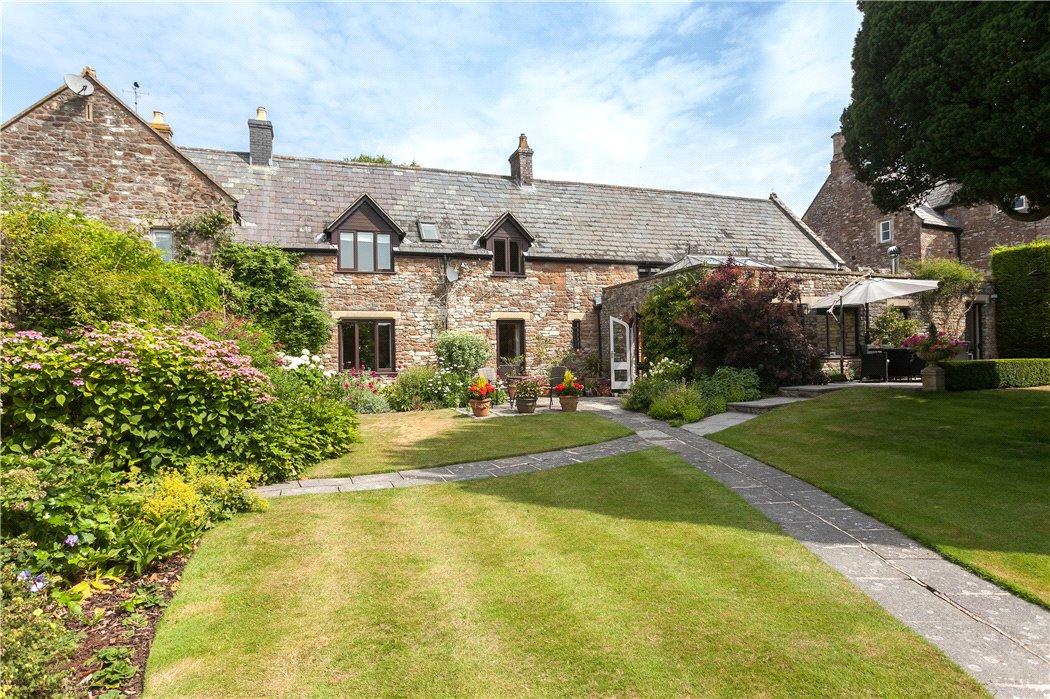 House For Sale In Sutton Court Stowey Bristol Somerset Bs39 Bth150283 Knight Frank